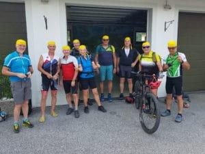 Naturfreunde Oberösterreich - MTB-Woche Sloweniencross
